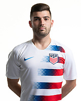Rome, GA - Friday, June 21, 2019:  Para 7 USMNT headshot of Adam Ballou.