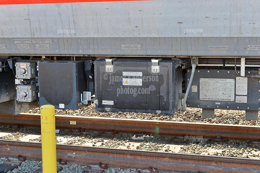 Derailment - Bridgeport CT - May 17, 2013<br /> Photograph ID: Car 9174 - Image 29