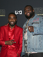 USA Network's 'Unsolved: The Murders Of Tupac And The Notorious B.I.G