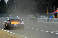 04/18/08 Mexico City .at My Dust! Boris Said kicks it up during practice at Autodromo Hermanos Rodriguez. Said and his Ford Fusion were 3rd fastest at the end of the day.