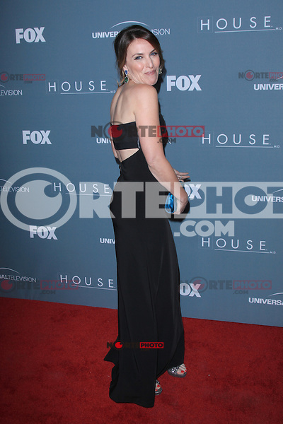 Jennifer Foley at Fox's 'House' series finale wrap party at Cicada on April 20, 2012 in Los Angeles, California. ©mpi21/MediaPunch Inc.