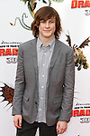 LOGAN MILLER. Arrivals to the Los Angeles premiere of Dreamworks' How To Train Your Dragon at the Gibson Amphitheater. Universal City, CA, USA. March 21, 2010.