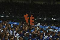 BELO HORIZONTE,MG, 04.10.2018 – CRUZEIRO-BOCA JUNIORS– Torcida do Cruzeiro durante partida contra o Boca Juniors em jogo válido pelas quartas de final da Copa Libertadores da América, no Estádio Governador Magalhães Pinto, o Mineirão, em Belo Horizonte, nesta quinta-feira, 04. (Foto: Doug Patricio/Brazil Photo Press)
