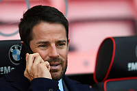 Sky pundit Jamie Redknapp during AFC Bournemouth vs Arsenal, Premier League Football at the Vitality Stadium on 14th January 2018