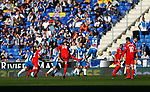 Escudero, RCD Espanyol 0 v 2 Sevilla FC, Jornada 20, RCDE Stadium, La Liga Santander 2017/2018. Barcelona. Photo Martin Seras Lima
