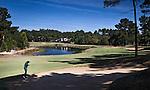 PORTUGAL - Hole15 . Quinta do Conde- Golfbaan Quinta do Peru Golf & Country Club. COPYRIGHT KOEN SUYK