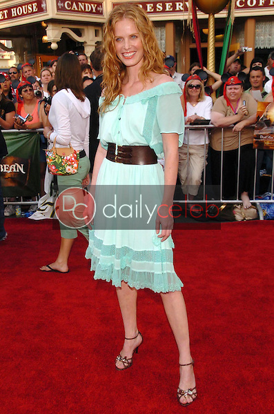 Rebecca Mader<br />