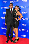 LOS ANGELES - AUG 16: Bobbi Kristina Brown, Nick Gordon at the Los Angeles Premiere of 'Sparkle' at Grauman's Chinese Theater on August 16, 2012 in Los Angeles, California