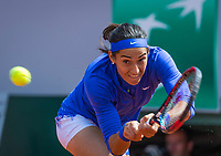 Paris, France, 7 June, 2017, Tennis, French Open, Roland Garros,  Caroline Garcia (FRA)<br /> Photo: Henk Koster/tennisimages.com