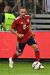15.08.2018,  GER; FBL, Testspiel, Hamburger SV vs FC Bayern Muenchen ,DFL REGULATIONS PROHIBIT ANY USE OF PHOTOGRAPHS AS IMAGE SEQUENCES AND/OR QUASI-VIDEO, im Bild Einzelaktlion Hochformat Franck Ribery (Bayern #07) Foto © nordphoto / Witke