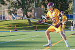 Rancho Santa Margarita, CA 04/30/10 - Chris Charter (Torrey Pines #16) in action during the Rancho Santa Margarita CHS-Torrey Pines boys varsity lacrosse game.