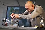 © Joel Goodman - 07973 332324 . 31 August 2013 . Rochdale , UK . Celebrity chef Simon Rimmer . The Rochdale Feel Good Festival . Photo credit : Joel Goodman