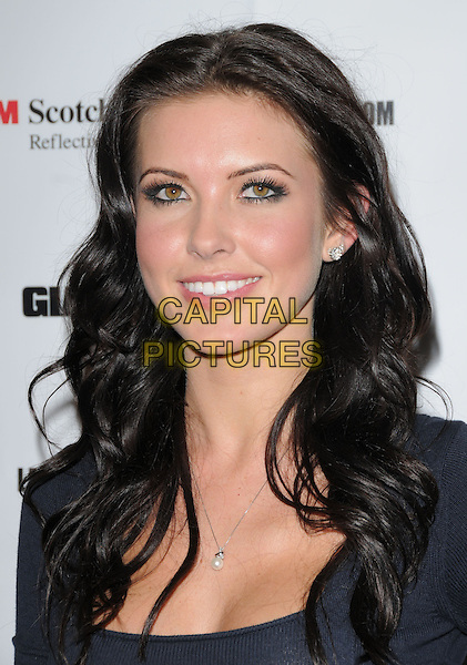 AUDRINA PATRIDGE.At the Sportie LA, Fila and 3M Scotchlite Reflective Material launch for the Special Edition Melrose women's shoe collection held at The Sunset House in West Hollywood, California, USA..December 10th, 2008           .headshot portrait partridge.CAP/DVS.©Debbie VanStory/Capital Pictures.