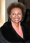 Leslie Uggams attending the Opening Night Performance of Edward Albee's 'Who's Afraid of Virginia Woolf?' at the Booth Theatre on October 13, 2012 in New York City.