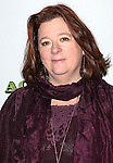 Playwright Theresa Rebeck attending Broadway Opening Night Performance After Party for 'Dead Accounts' at Gotham Hall in New York City. November 29, 2012.
