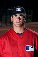 Baseball - MLB European Academy - Tirrenia (Italy) - 20/08/2009 - Oscar Jiminez (Spain)