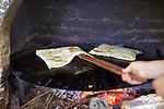 Making Turkish Flatbread