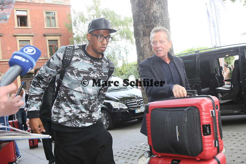 Jerome Boateng (D)  - Teamankunft Nationalmannschaft in Mainz