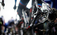 disc breaks<br /> <br /> Elite Women's Race<br /> <br /> 2015 UCI World Championships Cyclocross <br /> Tabor, Czech Republic