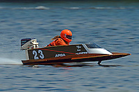 23   (PRO Outboard Hydroplane)