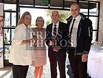 Jenny Fagan, Perrina Bannon, Tommy Leddy and Gediminas Jokstas at the opening of the new Village Hotel in Bettystown. Photo:Colin Bell/pressphotos.ie