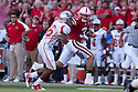 04 Sep 2010: Nebraska Cornhuskers aylor Martinez (3) was the starting quarterback against the Western Kentucky Hilltoppers at Memorial Staduim in Lincoln, Nebraska. Nebraska defeated Western Kentucky 49 to 10.