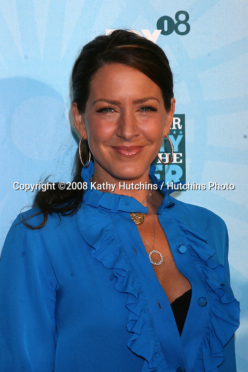 Joely Fisher  arriving at the Fox TV TCA Summer 08 Party at the Santa Monica Pier in Santa Monica, CA on.July 14, 2008.©2008 Kathy Hutchins / Hutchins Photo .