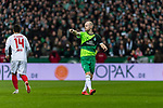 10.02.2019, Weserstadion, Bremen, GER, 1.FBL, Werder Bremen vs FC Augsburg<br /> <br /> DFL REGULATIONS PROHIBIT ANY USE OF PHOTOGRAPHS AS IMAGE SEQUENCES AND/OR QUASI-VIDEO.<br /> <br /> im Bild / picture shows<br /> Davy Klaassen (Werder Bremen #30), <br /> <br /> Foto © nordphoto / Ewert