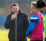230218 Rangers training