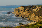 Half Moon Bay area.  CA State Parks. Magnet Edit. Frank Balthis