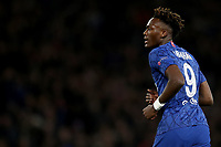 5th November 2019; Stamford Bridge, London, England; UEFA Champions League Football, Chelsea Football Club versus Ajax; Tammy Abraham of Chelsea - Editorial Use