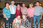Stepping It Out : Attending the Stepping It Out Dancing Club weekend of Irish dancing at the Listowel Arms Hotel were Mick Ryan & Hannagh Cronin in front. Back : Marion Hussy, John Canty, Noreen & John O'Connell, Patrick Angland & Rose Leen- Dwyer.
