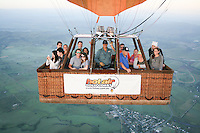 20150310 March 10 Hot Air Balloon Gold Coast
