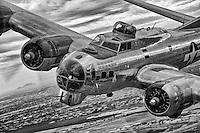 Boeing B-17 Bomber Sentimental Journey