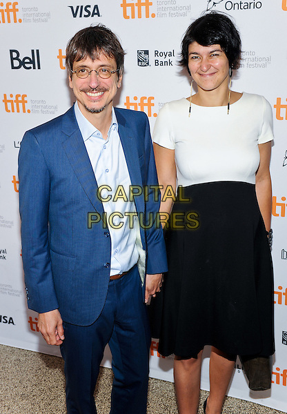 07 September 2014 - Toronto, Canada - Philippe Falardeau. &quot;The Good Lie&quot; Premiere during the 2014 Toronto International Film Festival held at the Winter Garden Theatre.  <br /> CAP/ADM/BPC<br /> &copy;Brent Perniac/AdMedia/Capital Pictures