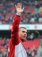 Fussball Bundesliga 2011/12: 1. FC Koeln - FC Bayern Muenchen