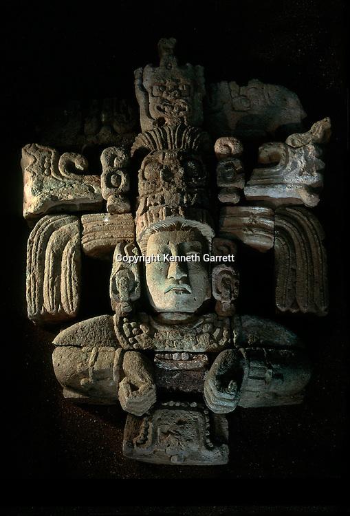 Royal Maya Tomb II, Corn God, David Webser, Sepulturas, Copan, Honduras