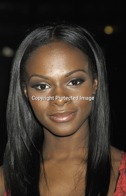 Tika Sumpter of One Life to Live ..at ABC Casino Night on October 27, 2005 at The Lighthouse at Chelsea Piers. ..Photo by Robin Platzer, Twin Images