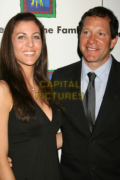 MICHELLE NELSON & STEVEN GUTTENBERG.11th Annual Families Matter Benefit and Celebration held at the Beverly Wilshire Hotel, Beverly Hills, California, USA..June 1st, 2007.half length back suit jacket dress Steve .CAP/ADM/RE.©Russ Elliot/AdMedia/Capital Pictures