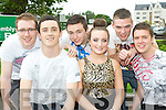 Streats Ahead group Marti Dineen, John O'Connor, Bernard O'Connor, Hilary White, Paudie Whelan and Richard Rafferty Tralee who participated at the Kerry's Got Talent finals in the INEC on Sunday ..