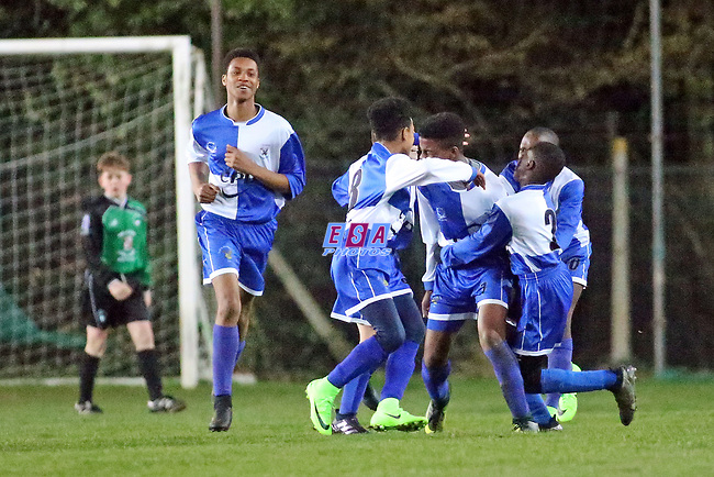 ERITH AND BELVEDERE v PHOENIX SPORTS<br /> KENT YOUTH LEAGUE<br /> U13 VIATEX CUP FINAL<br /> THURSDAY 16TH MARCH 2017<br /> LORDSWOOD FC