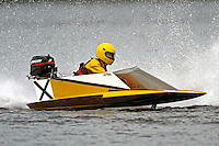 Boat X   (Outboatd Hydroplane)