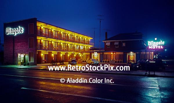 Wingate Motel, Wildwood, NJ is now the Starlux Motel