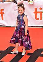 08 September 2018 - Toronto, Ontario, Canada. Kya Kruse. &quot;Life Itself&quot; Premiere - 2018 Toronto International Film Festival held at Roy Thomson Hall.    <br /> CAP/ADM/BPC<br /> &copy;BPC/ADM/Capital Pictures