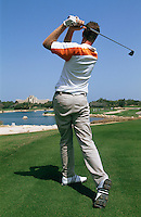 Golf im Jebel Ali Golf Resort + Spa, Dubai, Vereinigte arabische Emirate (VAE, UAE)