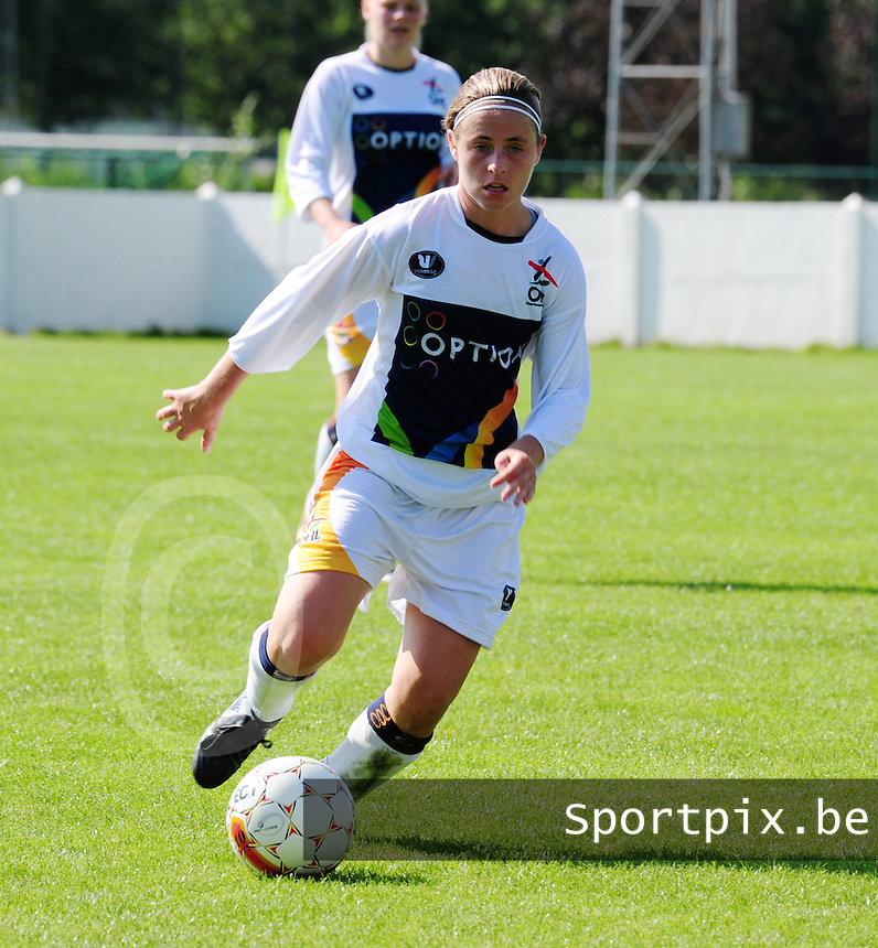 OHL Oud Heverlee Leuven - Evas Tienen : Maaike Vanpee