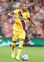 FC Barcelona's Rafinha Alcantara during La Liga match. August 16,2019. (ALTERPHOTOS/Acero)<br /> Liga Spagna 2019/2020 <br /> Atletico Bilbao - Barcellona<br /> Foto Alterphotos / Insidefoto <br /> ITALY ONLY