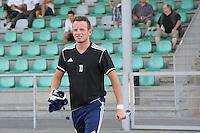 Arlind Mulaj (Waldalgesheim) - SV Alem. Waldalgesheim trifft in der 1. Runde des DFB-Pokal auf Bayer Leverkusen und spielt gegen Ingelheim den Saisonauftakt