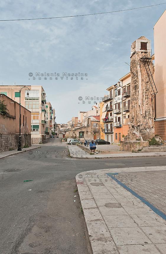 Palermo: Albergheria district<br /> Palermo: quartiere Albergheria