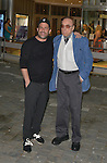 CORAL GABLES, FL - FEBRUARY 28: Producer / Director Brett Ratner and actor / director Peter Bogdanovich attend the Miami Premiere of RatPac Documentary Films One Day Since Yesterday: Peter Bogdanovich and the Lost American Film' followed by Q&A at Miracle Theater inside the Actors Playhouse on February 28, 2017 in Coral Gables, Florida. ( Photo by Johnny Louis / jlnphotography.com )
